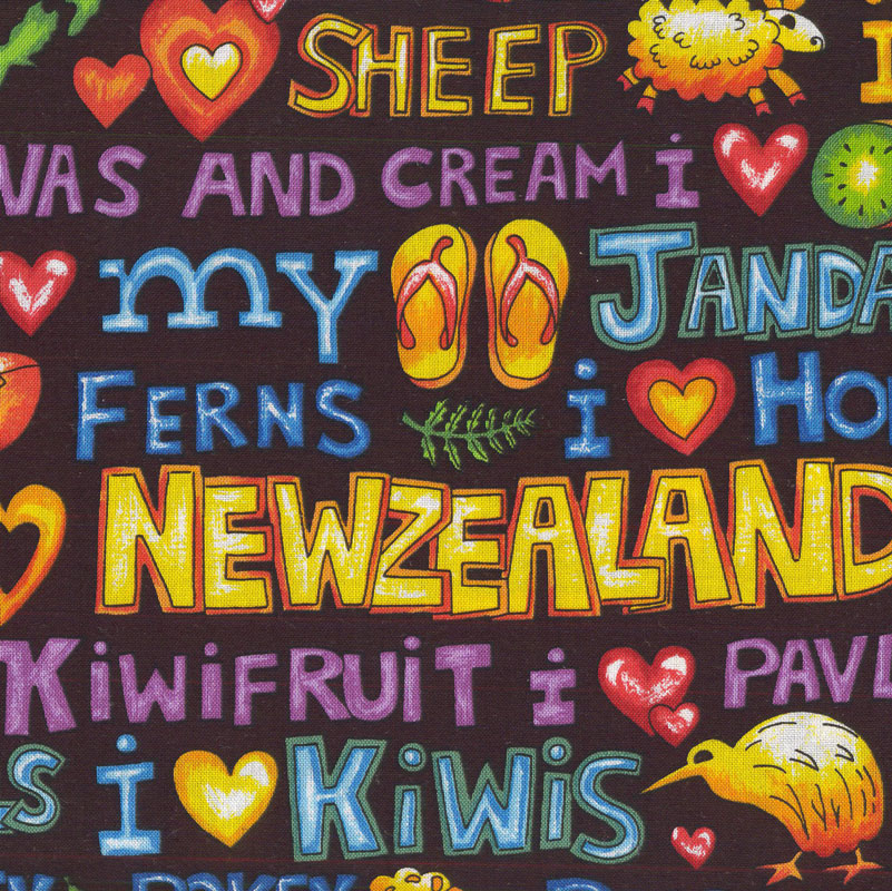 Assorted New Zealand