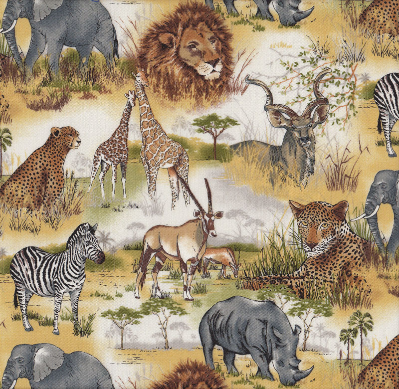 African Animals category