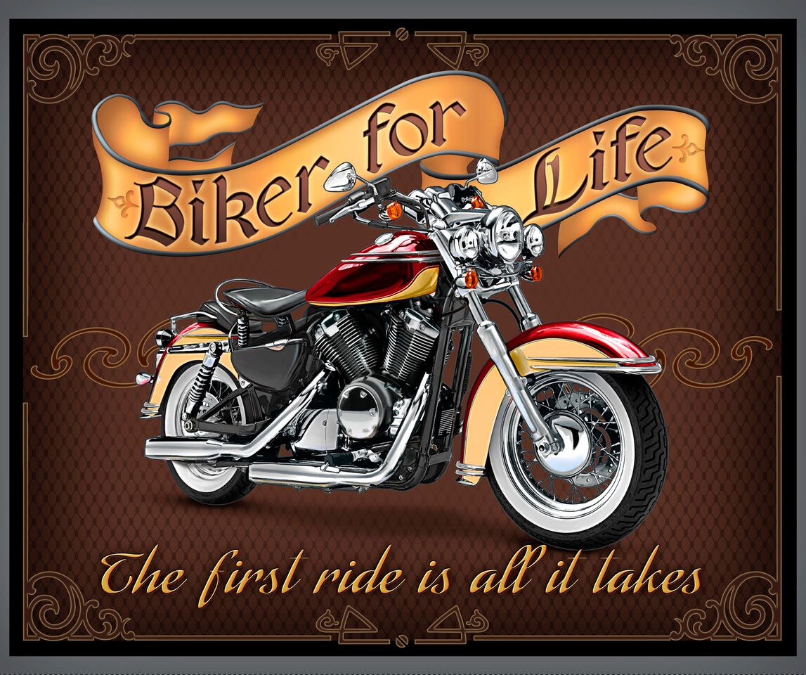 Biker For Life category