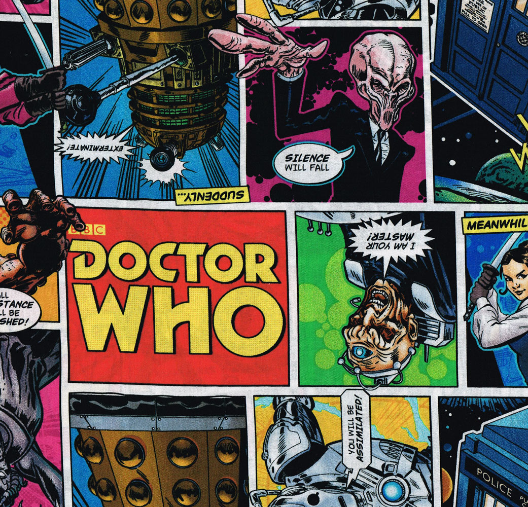Dr Who category