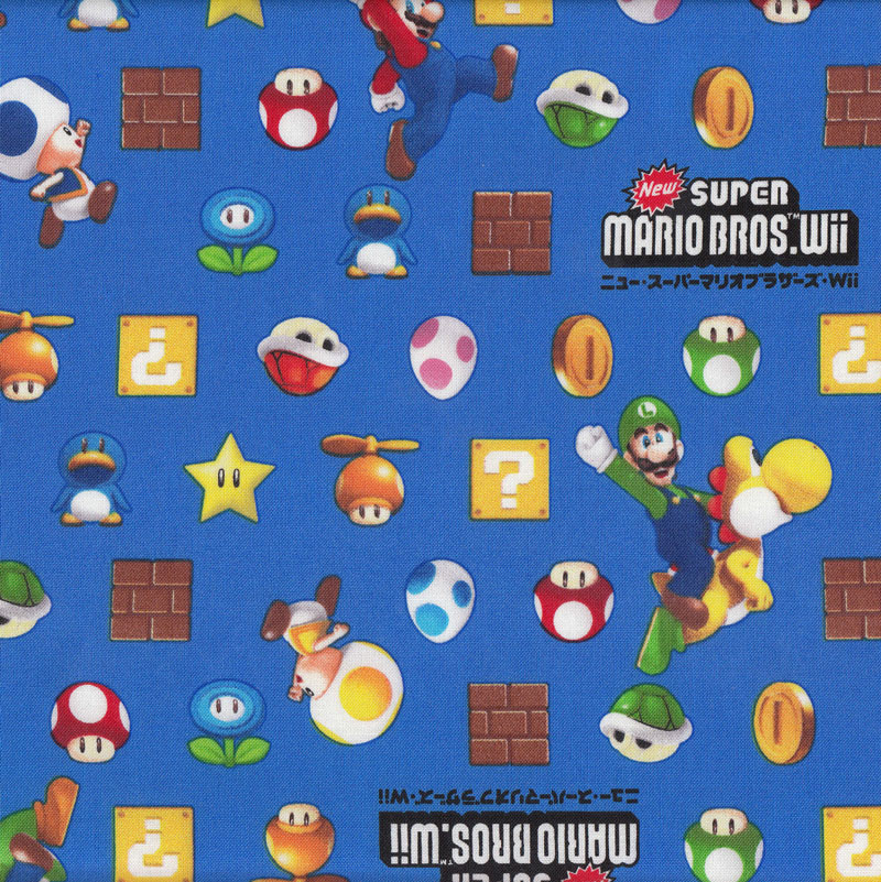 Super Mario Bros category