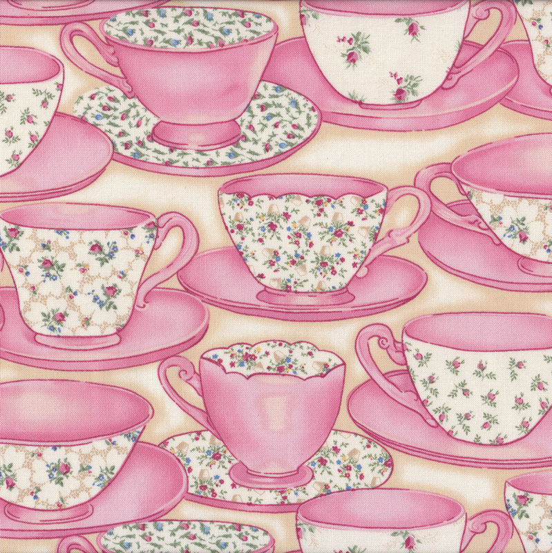 Teacups & Teapots category