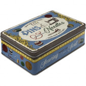 Pins and Needles Sew Your Own Things Decorative Sewing Storage Tin