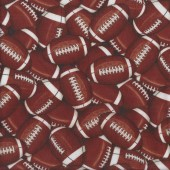 American Football Gridiron Fabric