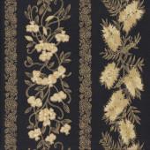 Australian Sun Banksia Grevillea Flowers Classic Quilting Fabric