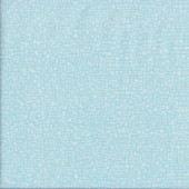 Bedrock on Light Blue Stone Pattern quilting Fabric