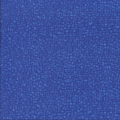 Bedrock on Cobalt Blue Stone Pattern quilting Fabric