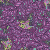 Tula Pink Birds Lunar Quilting Fabric