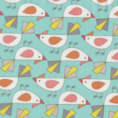 Birds of a Feather Quilt Fabric