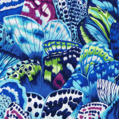 Beautiful Butterfly Wings Quilting Fabric