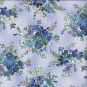 Enchanted Flowers Quilting Fabric
