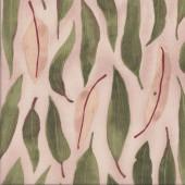 Australian Eucalyptus Leaves Gumtrees Landscape Quilting Fabric