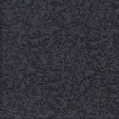 Fairy Frost Metallic Silver on Black Quilting Fabric