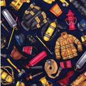Firefighting Equipment Quilting Fabric