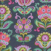 Funky Flowers Folk Bloom Amy Butler Quilting Fabric