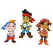 Jake and the Neverland Pirates Disney Licensed Shank Buttons