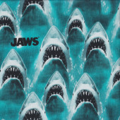 Jaws Classic Quilting Fabric