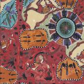 Australian Indigenous Aboriginal Kangaroo Ground by Nambooka Quilting Fabric