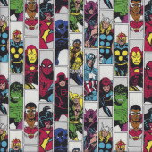 Marvel Boys Licensed Quilting Fabric