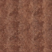 Snake Skin Brown Pattern Animal Wildlife Quilt Fabric