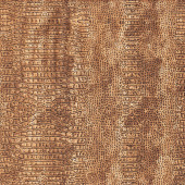 Snake Skin Light Brown Pattern Animal Wildlife Quilt Fabric