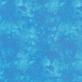 Aqua Blue Solid ish Basic Tonal Blender Quilting Fabric
