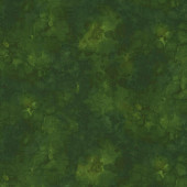 Forest Green Solid ish Basic Tonal Blender Quilting Fabric