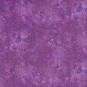 Grape Purple Solid ish Basic Tonal Blender Quilting Fabric