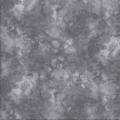 Grey Solid ish Basic Watercolour Quilting Fabric