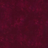 Wine Red Solid ish Basic Tonal Blender Quilting Fabric