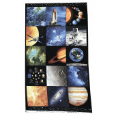 Space Fabric Panel