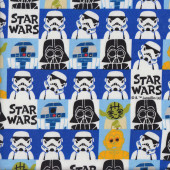 Star Wars Darth Fabric