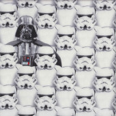 Star Wars Stormtrooper Darth Vader Fabric