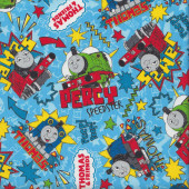 Thomas and Friends Percy James Boys Kids Licensed Fabric