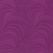 Fuchsia Wave Texture Marble Blender Quilting Fabric