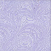 Lavender Wave Texture Marble Blender Quilting Fabric