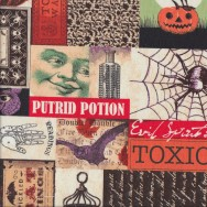 Spiders Bats Skulls Potions Jack-o-Lanterns Spooky Halloween Quilting Fabric