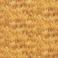 Wheat Nature Landscape Design Quilt Fabric