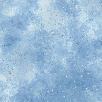 Sky Blue New Hue Pearl Basic Blender Quilting Fabric